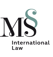 MS International Law Logo